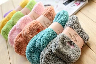 Шкарпетки жіночі махра. Вишивка