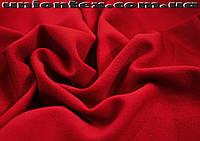 Креп- дайвинг трикотаж красный