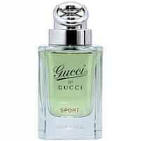 """Туалетная вода в тестере GUCCI """"by Gucci Sport pour homme"""" 90 мл для мужчин"""