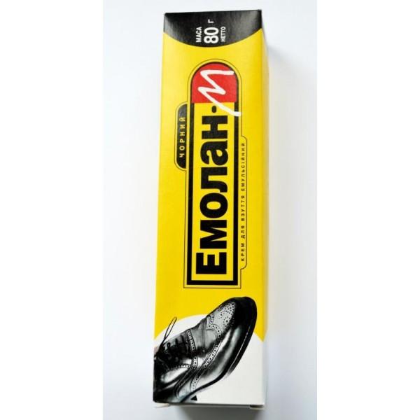 Крем для обуви Эмолан-М черный