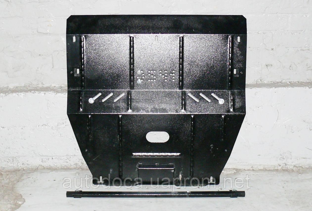 Защита картера двигателя и кпп Peugeot 407  2004-
