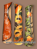 Купить высокие напольные вазы украинского производства