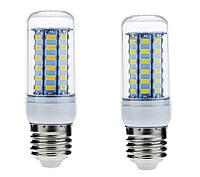 18W Е27, Е14 56LED Экономная светодиодная лампа! (белый и тёплый) LED лампа Качество!, Скидки