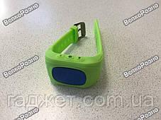 Умные часы, детские Smart часы, Smart Baby Q50 c GPS треккером салатового цвета. Оригинал, фото 3