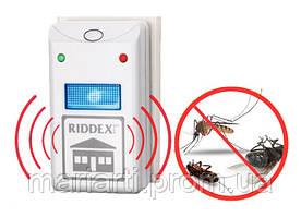 КАЧЕСТВО! Ультразвуковой отпугиватель грызунов и насекомых Riddex Ридекс, Скидки