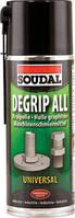 Аэрозоль Soudal Degrip All для деблокирования соединений 400мл