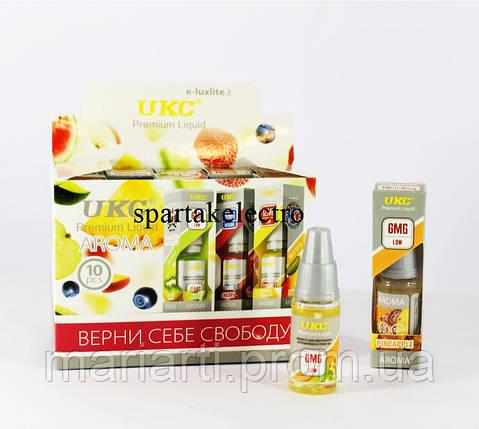 Жидкость (масло) для электронных сигарет и кальянов! Разные вкусы!, Скидки, фото 2