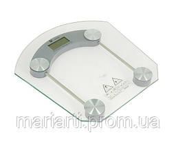 Электронные напольные весы, стеклянные, до180 кг, Скидки, фото 3