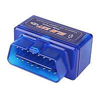 Сканер Bluetooth V2.1, блютуз адаптер OBD2 ELM327 для диагностики авто, Скидки