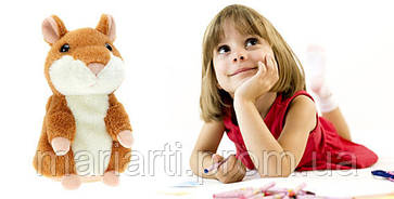 Хомяк повторюшка - интерактивная игрушка, Скидки, фото 3