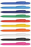 Ручка пластиковая с логотипом