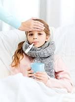 Цифровой термометр, безопасный градусник для детей, Скидки, фото 3