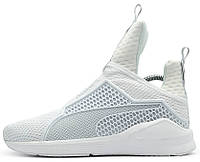 Женские кроссовки Puma x Rihanna Fenty (Пума Рианна) белые