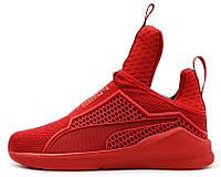 Женские кроссовки Puma x Rihanna Fenty (Пума Рианна) красные