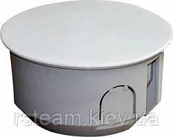 Коробка распределительная e.db.stand.108.d80 кирпич/бетон s027007