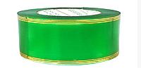 Лента флористическая зеленая (5 см х 50 ярдов)