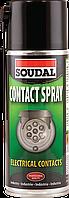 Аэрозоль Soudal Contact Spray для ухода за электроприборами 400мл