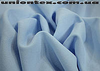 Креп- дайвинг трикотаж голубой (от 5 метров)