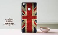 Чехол с рисунком для Xiaomi MI4S  Британский флаг