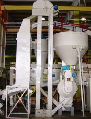 Рушильное оборудование, водоподготовительные установки, котлы для.