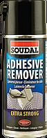 Аэрозоль Soudal Adhesive Remover для удаления клеев 400мл