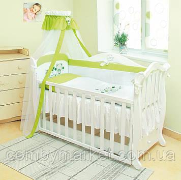 Детская постель Twins Evolution Лето А-018 7 эл.