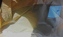 Скло передньої лівої двері для Chevrolet (Шевроле) Aveo (02-08)