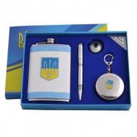 Подарочный набор Moongrass 179-5 Фляга, стакан, лейка, ручка