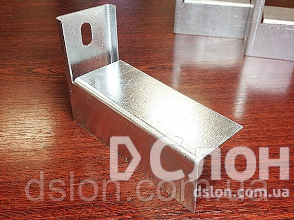 Кронштейн (консоль) сканрок 140мм* 1,2мм