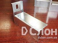 Кронштейн (консоль) сканрок 140мм* 1,2мм, фото 1