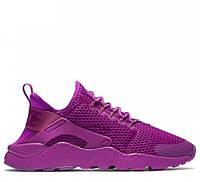 Женские кроссовки Nike Air Huarache Hyper Violet
