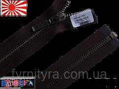 Металл YKK 50cm 141 шоколад 1бег №5 антик