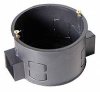 Коробка установочная e.db.stand.101.d60.screw с шурупом кирпич/бетон, блочная