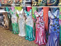 Ваза напольная (вазон) платье