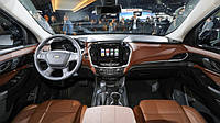 Chevrolet показал новый кроссовер Traverse