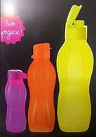 Набор бутылок  из трех штук Tupperware