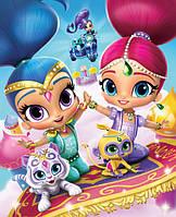 Шиммер и Шайн ! Новый мультфильм от Nickelodeon Shimmer and Shine / Мерцание и Блеск !