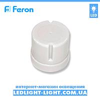 Накладной датчик освещенности фотореле день/ночь  Feron  SEN 27