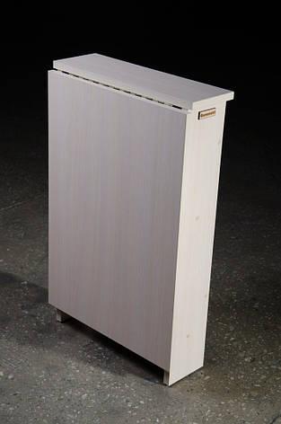 Стол для маникюра, раскладной, молочный mini., фото 2