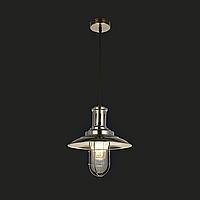 Потолочный подвесной светильник [ Chrome Titanium Loft ]