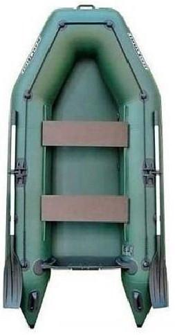 Kolibri КМ-280 - лодка надувная моторная двухместная Колибри 280 без настила