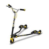 Самокат детский Scooter трехколесный  Smart Trike Ski  Z8 желтый