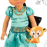 Disney Animators Дисней Аниматор Кукла принцесса малышка Жасмин, фото 2