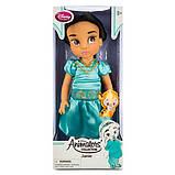 Disney Animators Дисней Аниматор Кукла принцесса малышка Жасмин, фото 4
