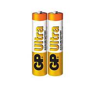 Батарейка GP Ultra alkaline ААА (LR3, 24АU-S2)
