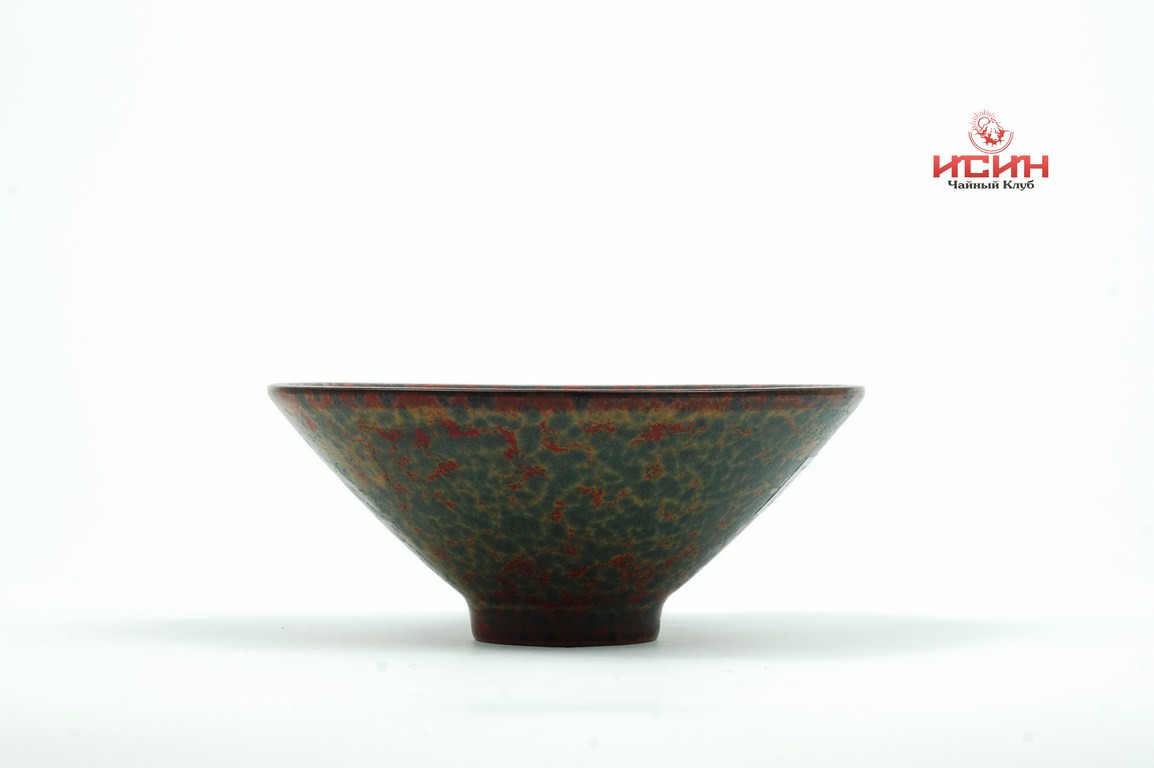 Пиала R8, глина с глазурью, 80 мл