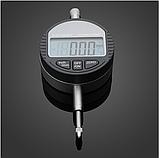 Цифровий індикатор годинникового типу ИЧЦ 0-12,7 мм (0,01 мм) з вушком, фото 4