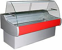 Морозильная витрина ВХСн-1.5 Полюс эко Mini (холодильная)