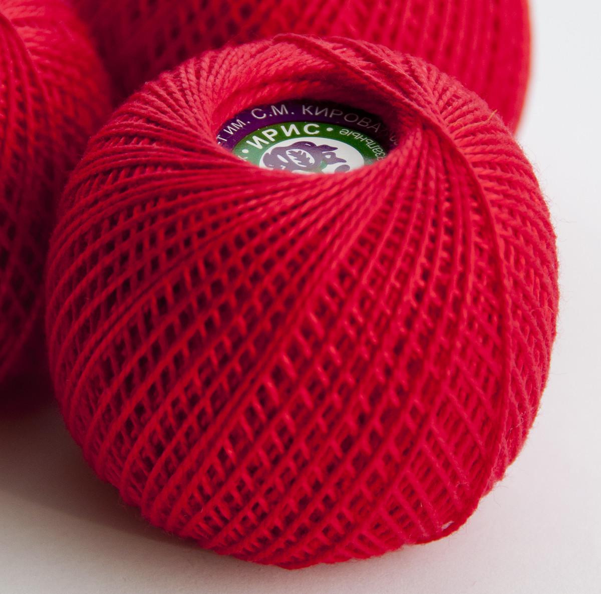 Ирис красный 0904
