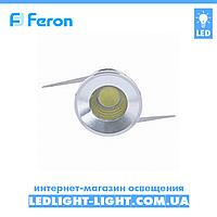 Светодиодный врезной светильник Feron  G 771  звездное небо, фото 1